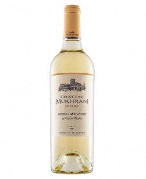 Goruli Mtsvane Dry white alc:12.5%