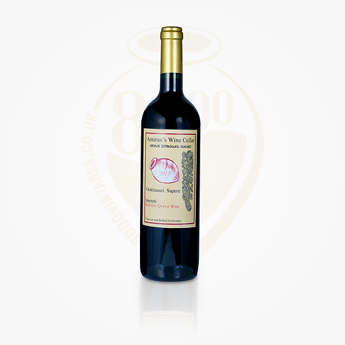 Otskhanuri Sapere Red 2017 Qvevri Wine | Georgian Wine | Amiran's Wine Cellar