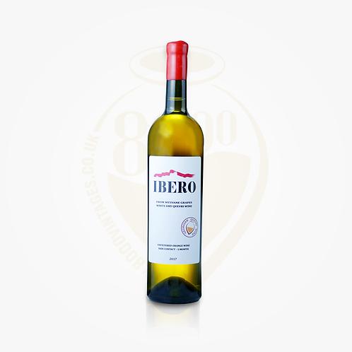 Mtsvane Amber (Orange) Qvevri wine 2017 | Georgian Wine | Ibero