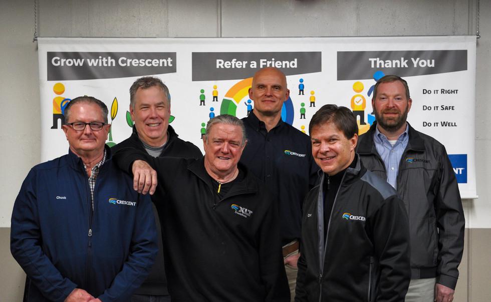 Crescent Executive Leadership Team