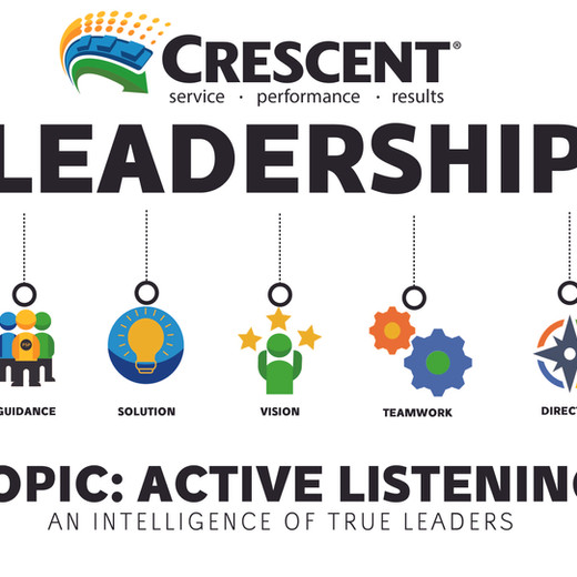 Active Listening: An Intelligence of True Leaders