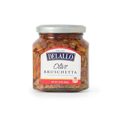 Delallo Olive Bruschetta