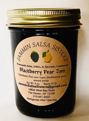 Blueberry Pear Jam