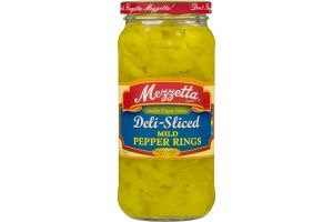Deli-Sliced Mild Pepper Rings