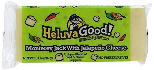 Heluva Good Monterey Jack W/Jalapeno