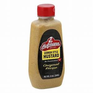 Hoffman German Style Mustard