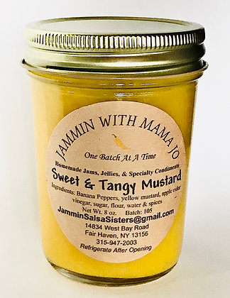 Sweet and Tangy Mustard