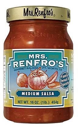 Mrs. Renfro's Medium Salsa