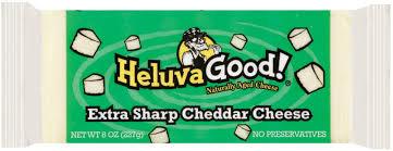 Heluva Good Extra Sharp White Cheddar