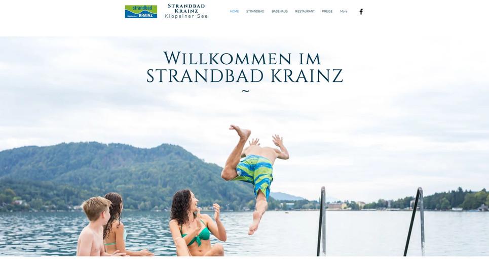 Strandbad Krainz Klopeiner See