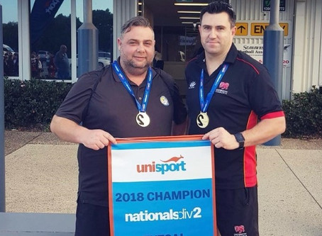 AFA coaches secure nationals title for UTAS
