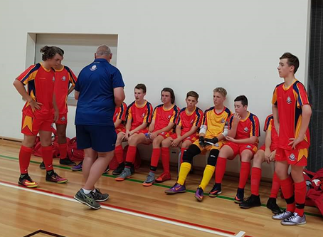 Futsal inspires South Australian coach