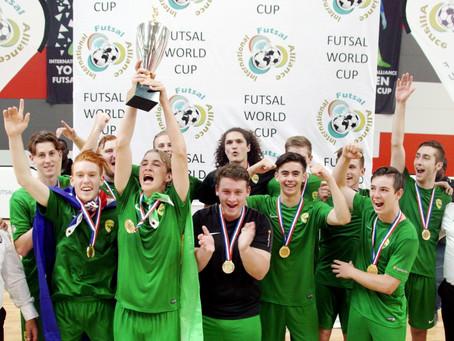 Australia win U20 Men's World Cup