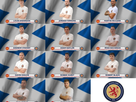 IFA Scotland announce World Cup squad