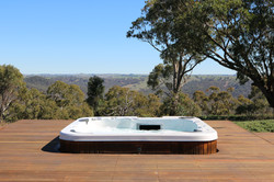 The Spa on top of the world