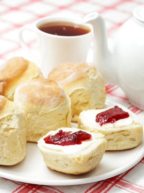 Devonshire Tea (2 persons)