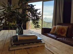 The Lodge - Living Room