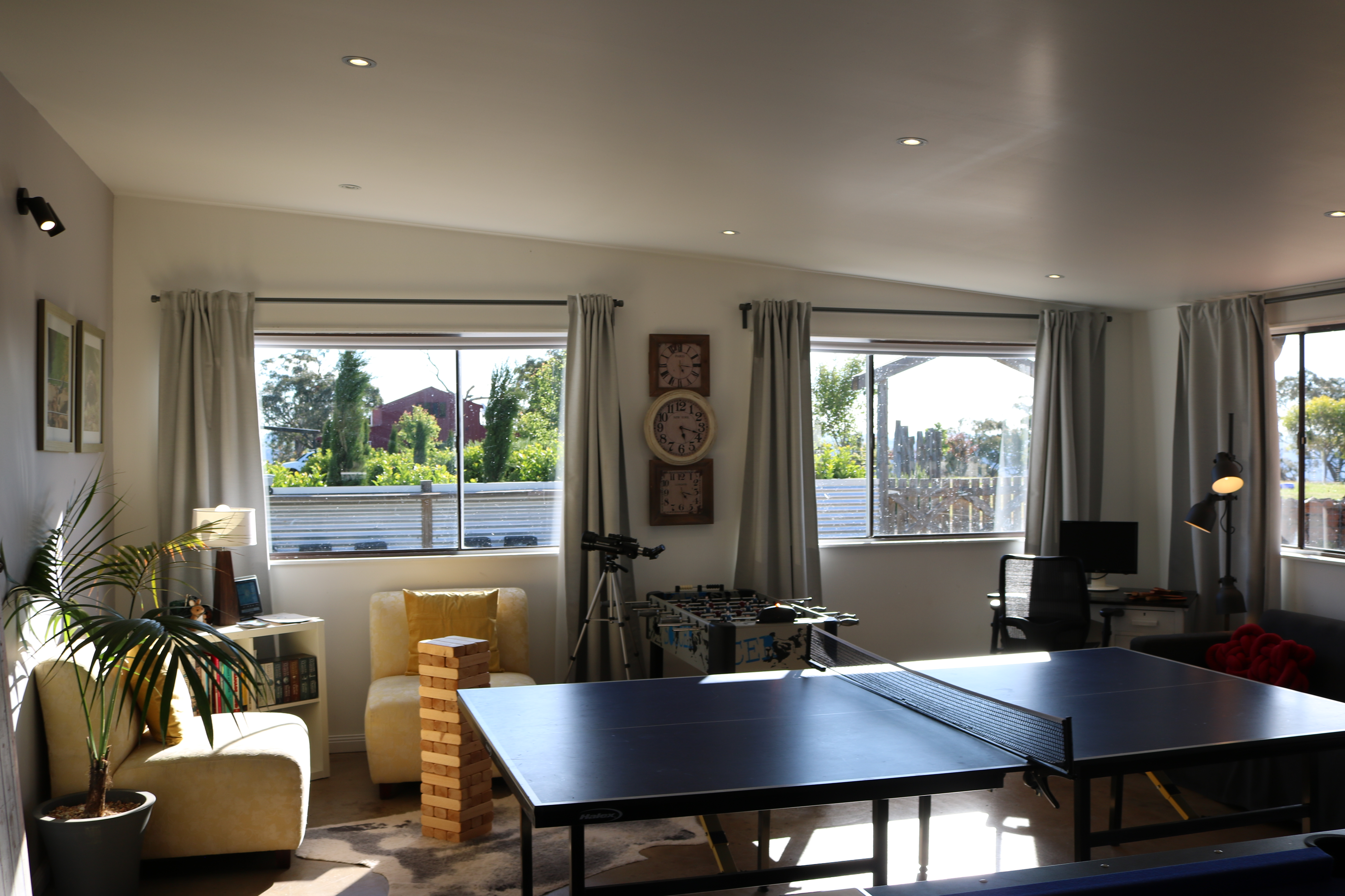 Our Awesome Games Room