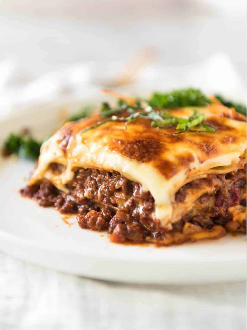 House-Made Beef Lasagne