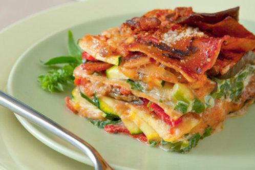 House-Made Vegetarian Lasagne