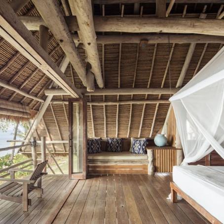Nikoi Island:  The Luxury Spa Edit