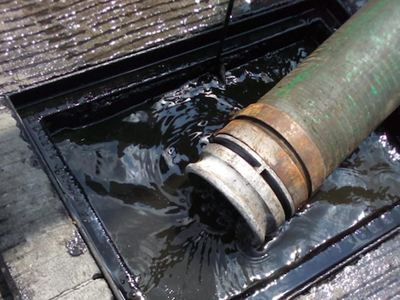 Extracción de Solidos en Arenero