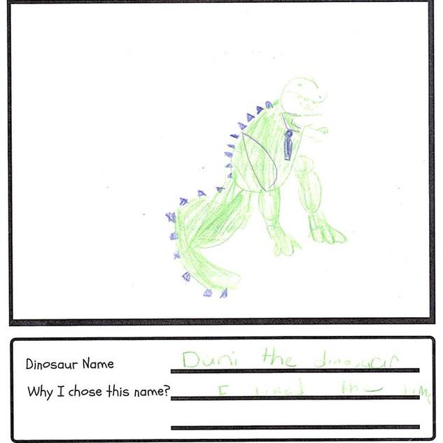 Dani the Dino