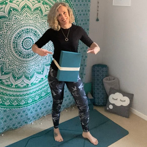 Yoga with a bump....