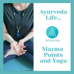 Ayurveda and Yoga using Marma Points...