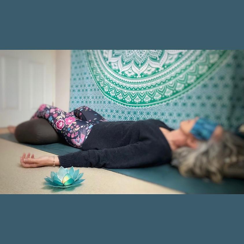 Feel Good Friday - ONLINE Yin and Yoga Nidra