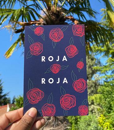 Roja Roja | A6 Desi greeting card