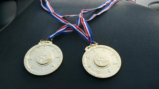 CHAMPIONS DE FRANCE !