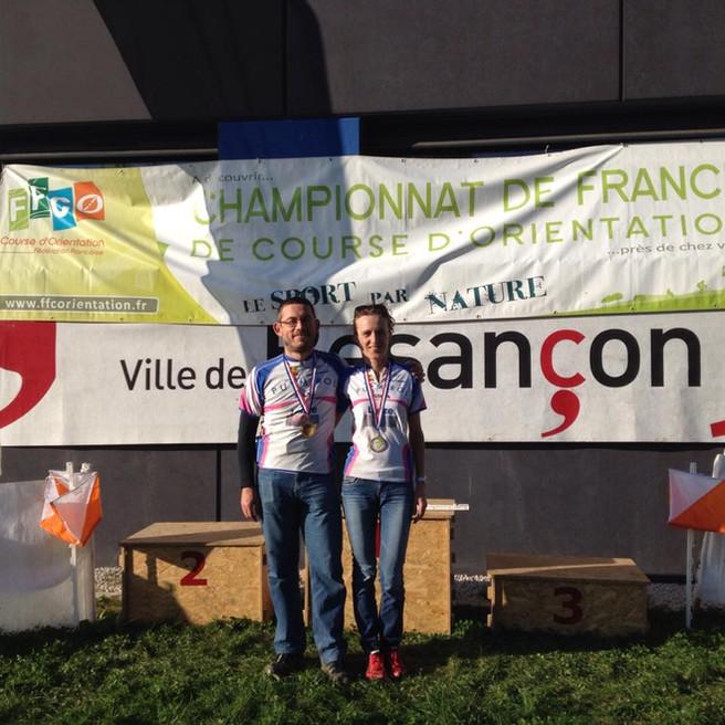 CHAMPIONNAT DE FRANCE O'VTT