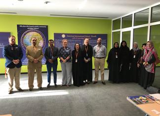 Follett-Scholastic Tea afternoon in Riyadh