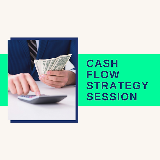 Cash Flow Strategy Session