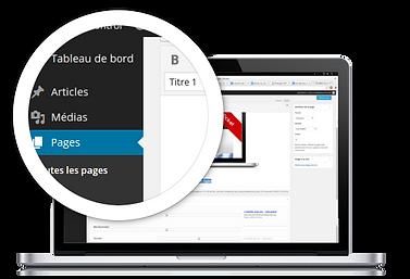 Le portail captif wifiAbord pour votre Wifi embarqué wifiAbord est personnalisable