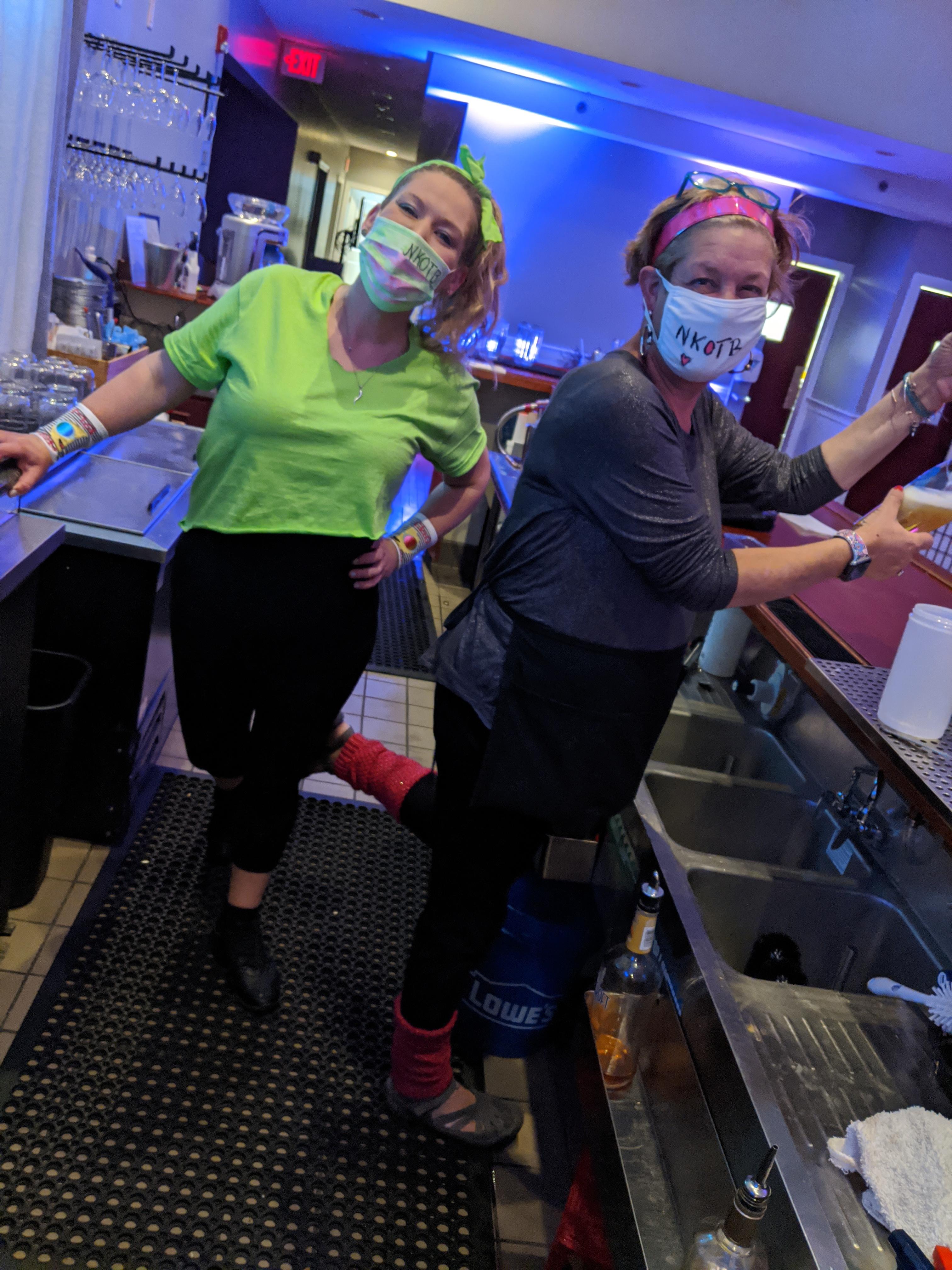 Servers Gone Wild