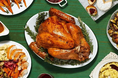 Thanksgiving Dinner - Click Here to Place Your Order