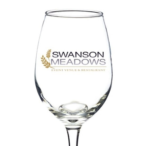 Swanson Meadows Wine Glass