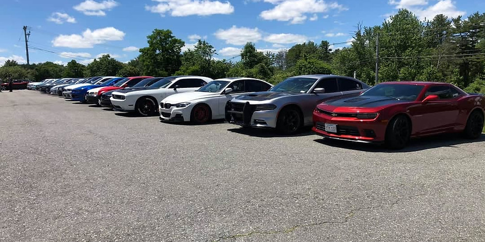 Cars & Coffee at Swanson Meadows!