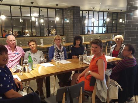 Interpreters meet up in Grantham