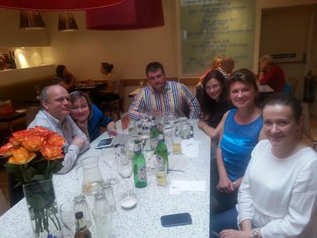 Russian translators network in Nottingham