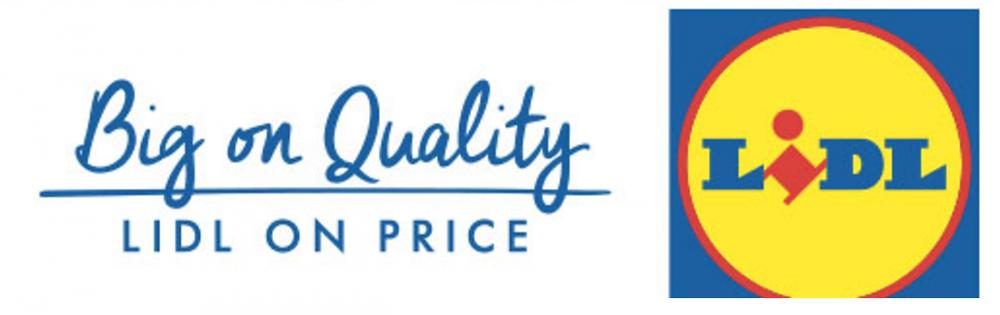 Big on Quality, Lidl on Price