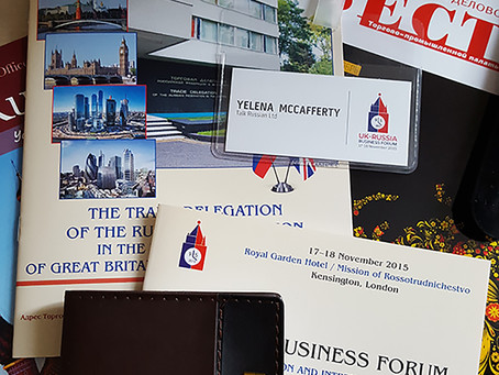 UK-Russia Business Forum