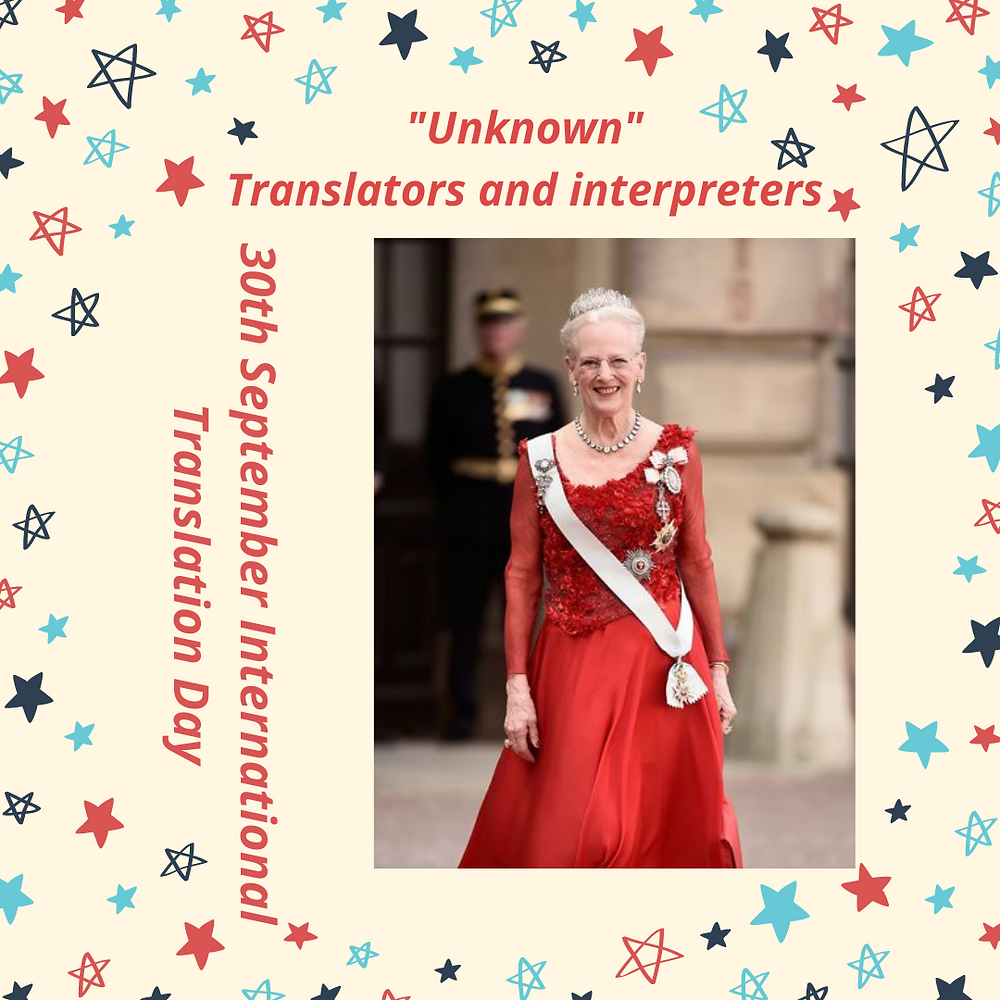 Most royals speak a number of languages fluently