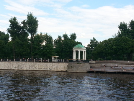 Follow the Moskva, down to Gorky Park, Listening to the Wind of Change…