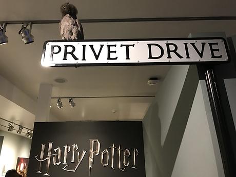 Harry Potter film prop
