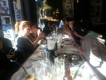 Networking: a great way of staying in touch with the profession
