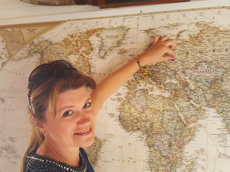 Kommersant UK interviews Yelena McCafferty