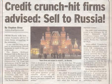 Russia Midlands Business Club
